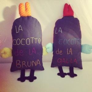 COCOTTES GAL.LA I BRUNA 2